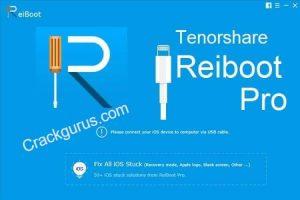 Tenorshare ReiBoot Pro 8.0.13.5 Crack