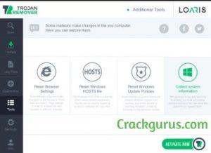 Loaris Trojan Remover 3.1.86 Crack